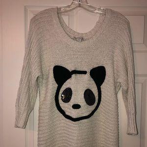 American Rag panda sweater